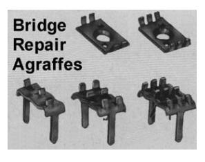 Bridge Repair Agraffes